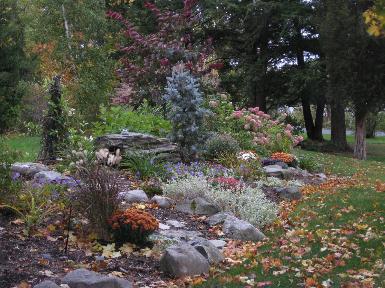 Landscape design and installation portfolio landscaping for Natural landscape design