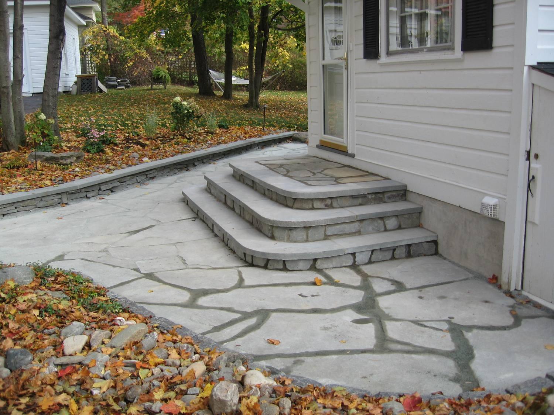 patio steps design | patio ideas and patio design - Patio Steps Design