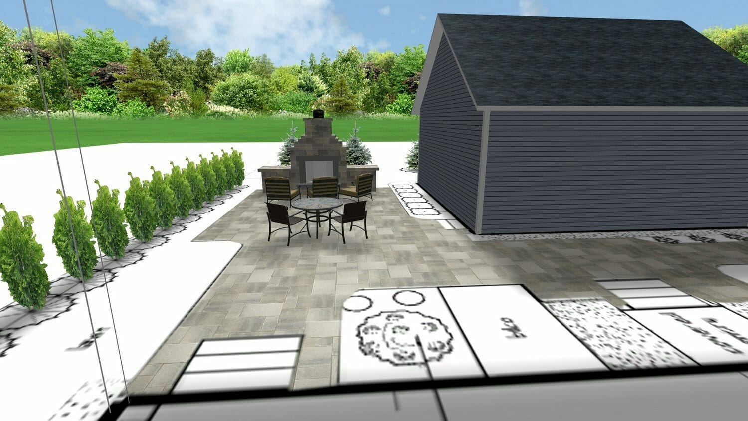 design services for landscape contractors landscaping and